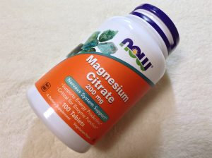 now社クエン酸マグネシウムのパッケージ画像