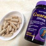 ガラナは南米由来の強壮剤。カフェイン剤や栄養剤の代用として