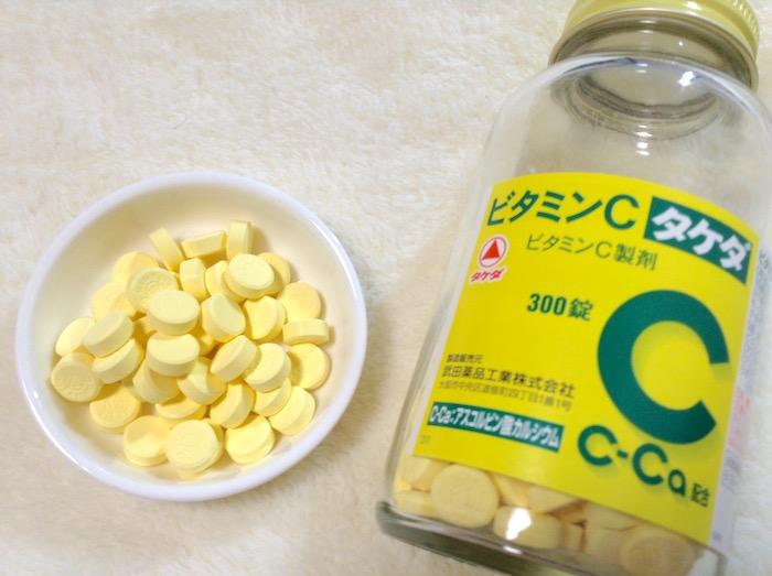 ビタミンC タケダ