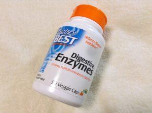 ドクターズベストDigestive Enzymes(消化酵素)