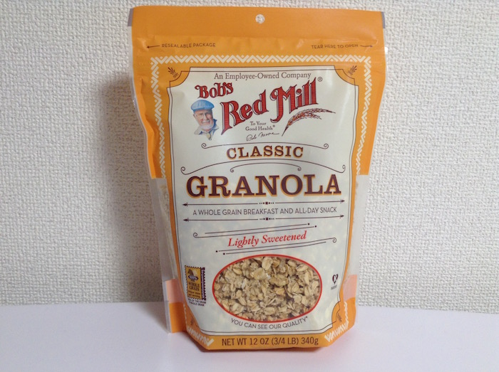 Bob's Red Mill クラシックグラノーラ