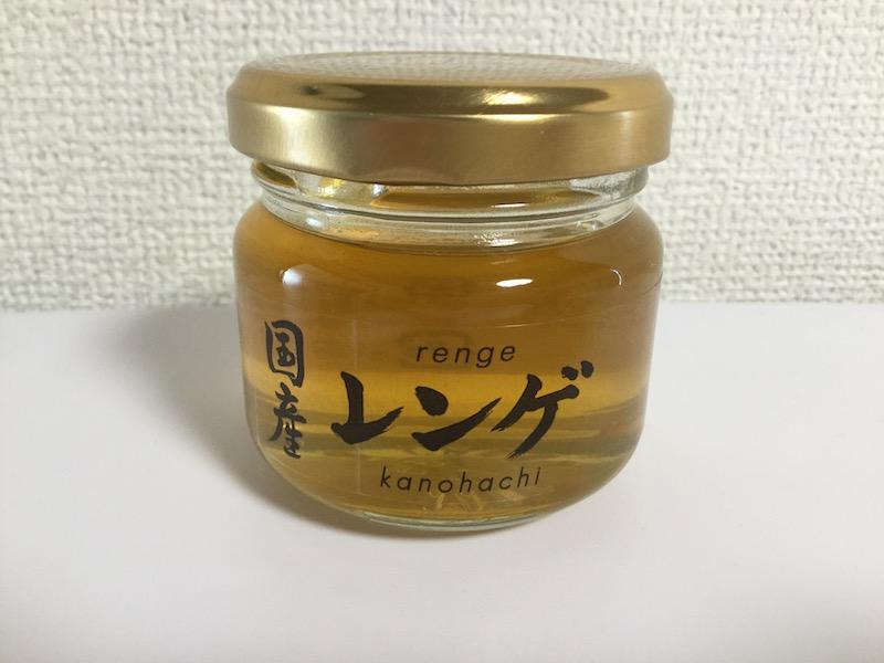 かの蜂 蜂蜜 レンゲ