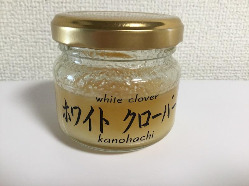 かの蜂 蜂蜜 ホワイトクローバー