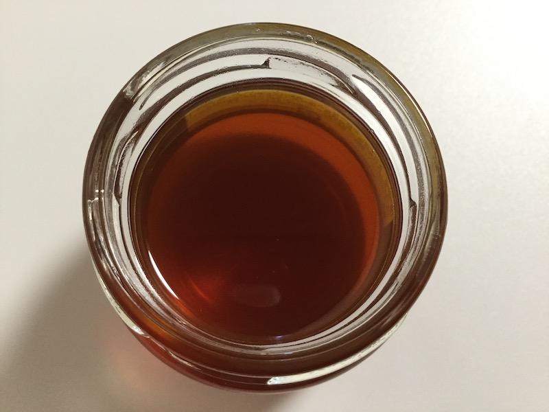 かの蜂 蜂蜜 ブルーベリー