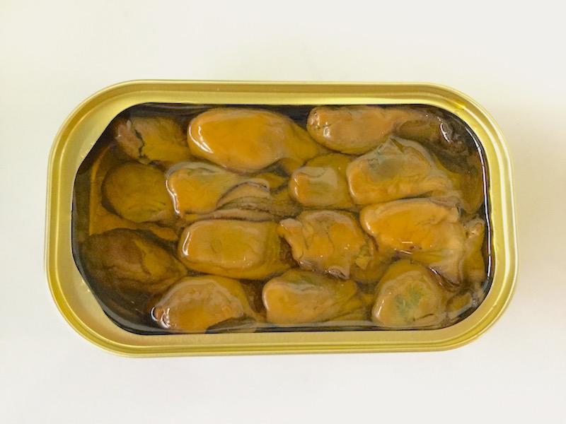 iHerb シーフード 牡蠣